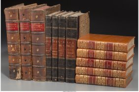 61965: An Assorted Group of Decorative Bindings