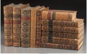 61962: An Assorted Group of Decorative Bindings