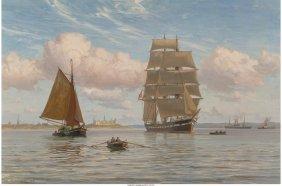 62077: Wilhelm Karl Ferdinand Arnesen (Danish, 1865-194