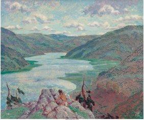 62171: Walter King Stone (American, 1875-1949) Ithaca,
