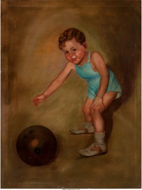 62284: Adelaide Hiebel (American, 1879-1965) Boy with h