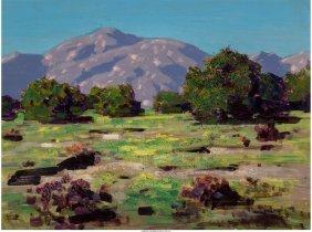 62212: Conrad Buff (American, 1886-1975) Spring in the