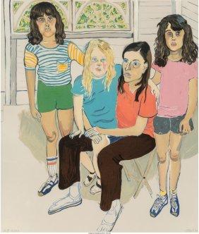 62409: Alice Neel (American, 1900-1984) The Family, 198