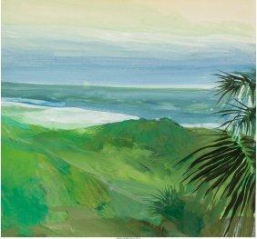 62342: John William Guerin (American, 1920-2006) Sand D