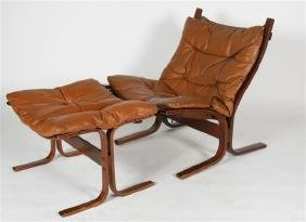 "Ingmar A. Relling for Westnofa ""Siesta"" Chair Set"