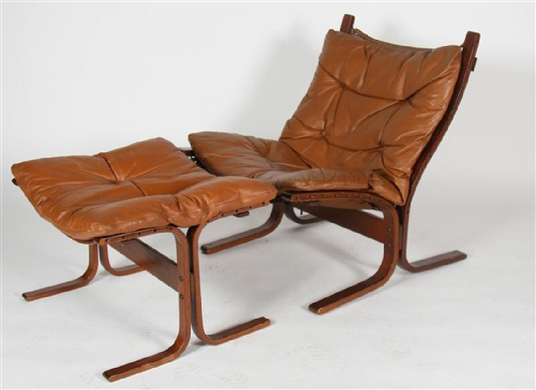 "Ingmar A. Relling for Westnofa ""Siesta"" Chair Set"