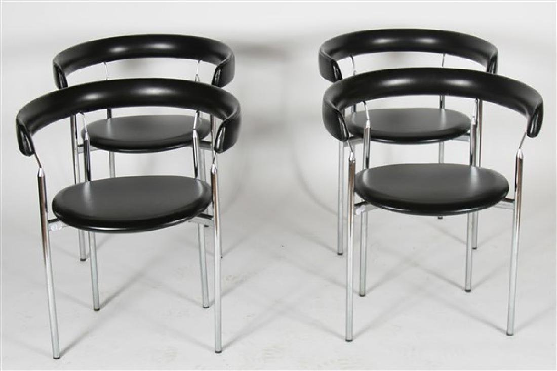 "Jan L. Knutsen for Sorli Fabrikker ""Rondo"" Chairs - 2"