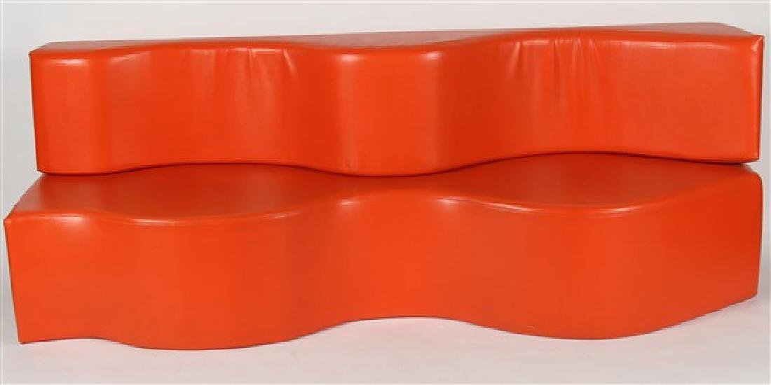 "Archizoom Associati ""Superonda"" Sofa"