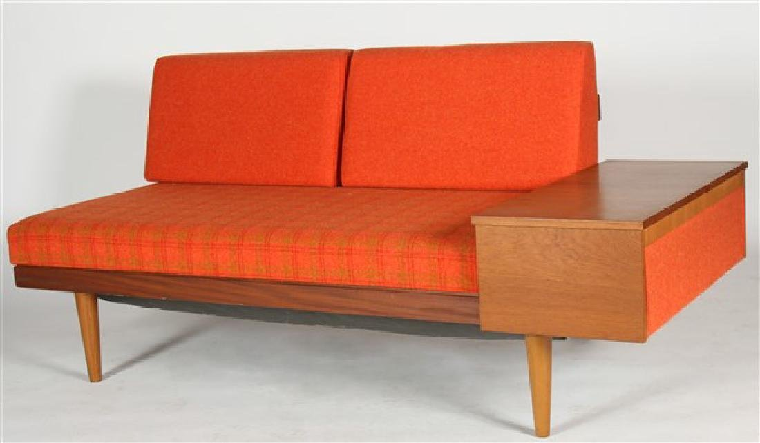 Ingmar Relling for Swane Norway Daybed with Table