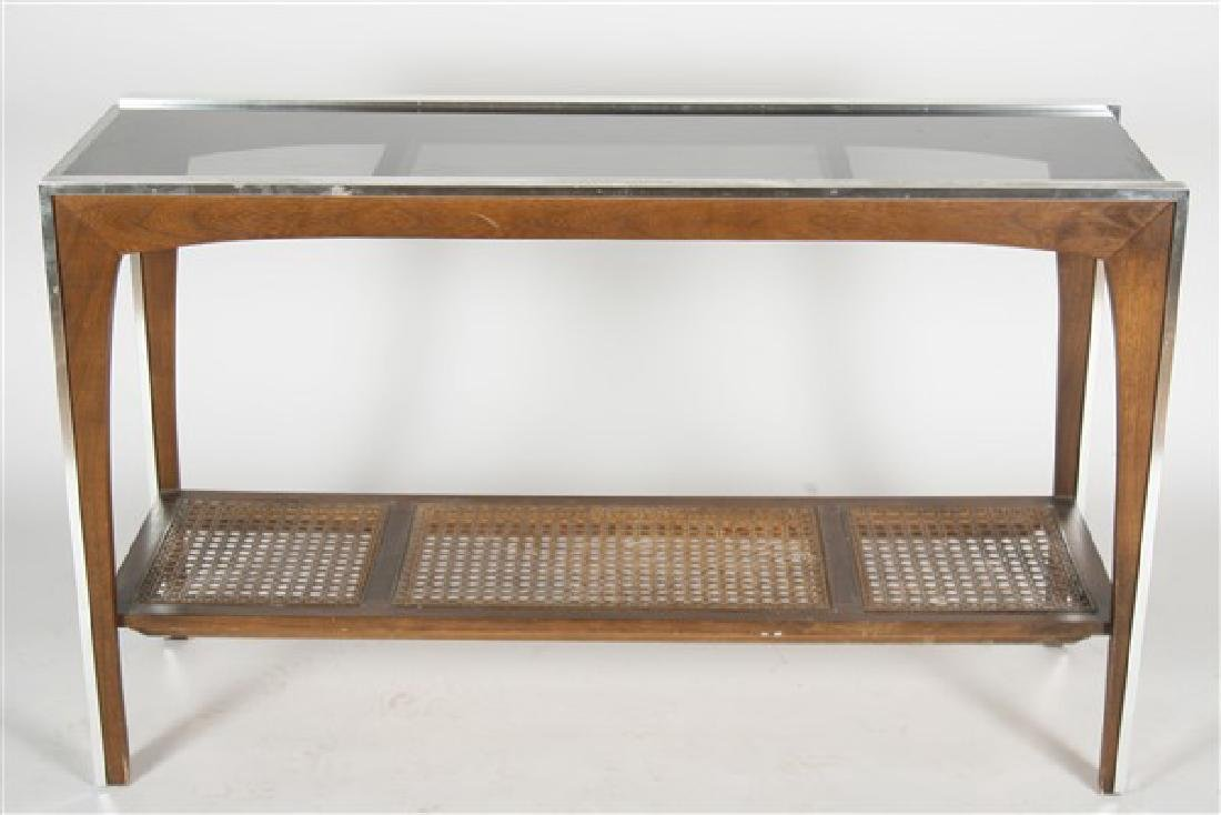 Mid Century Modern Hall Table - 2