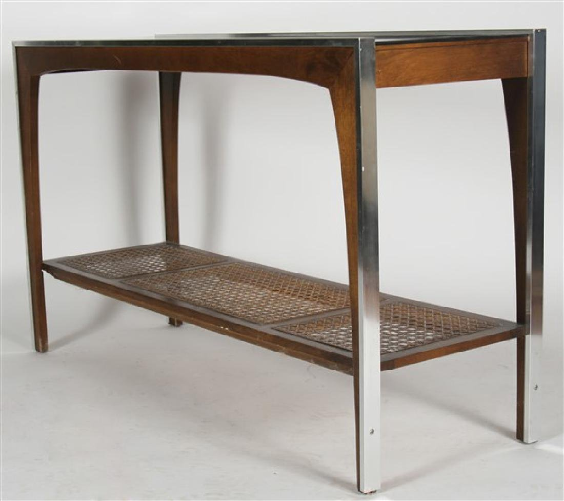 Mid Century Modern Hall Table - 5