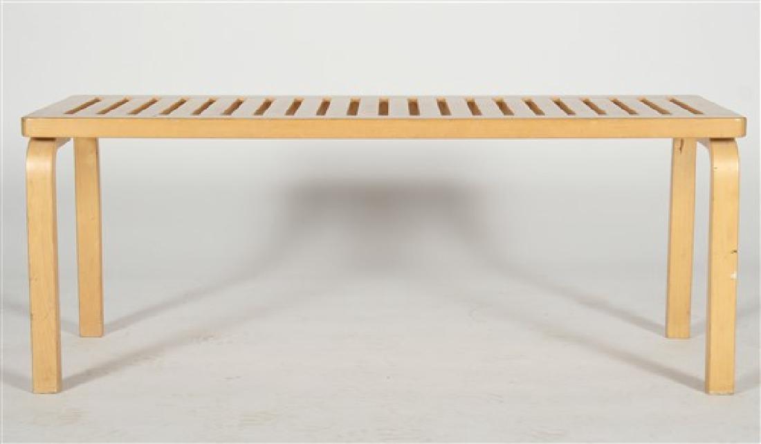 Alvar Aalto for Artek 153A Bench - 2