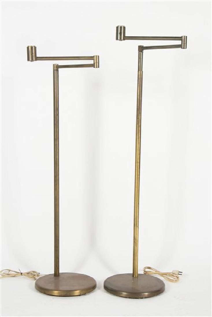 Walter Von Nessen for Nessen Studios Floor Lamps