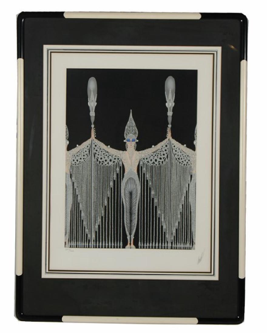 """Erte (1892-1990), """"Pearls"""""""