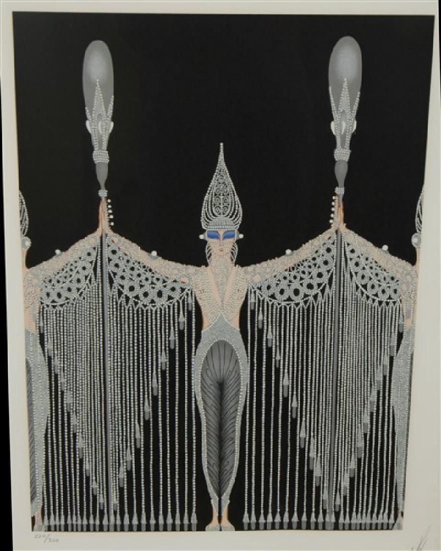 """Erte (1892-1990), """"Pearls"""" - 2"""