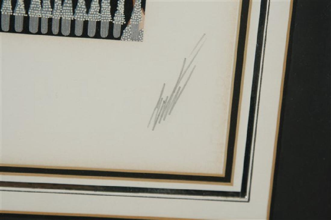 """Erte (1892-1990), """"Pearls"""" - 3"""