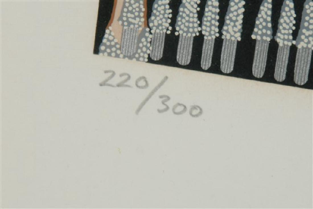 """Erte (1892-1990), """"Pearls"""" - 4"""