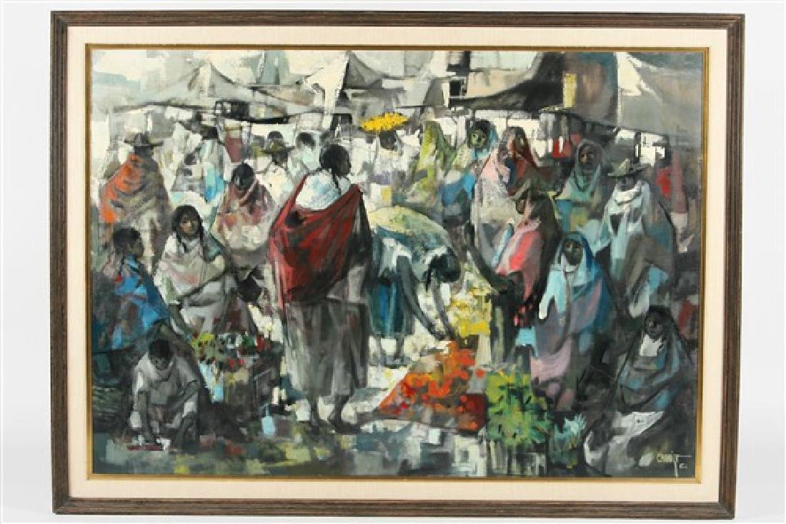 Juan Chamizo (B. 1948), Untitled