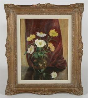 Mary Gray (1891-1964), Flowers Still Life