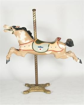 CW Parker Carousel Co, Carousel Horse