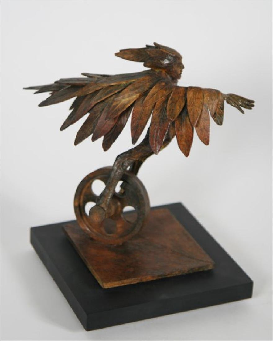 "Theodore ""Ted"" Gall (20th Cent.), ""Winged Runner"" - 3"