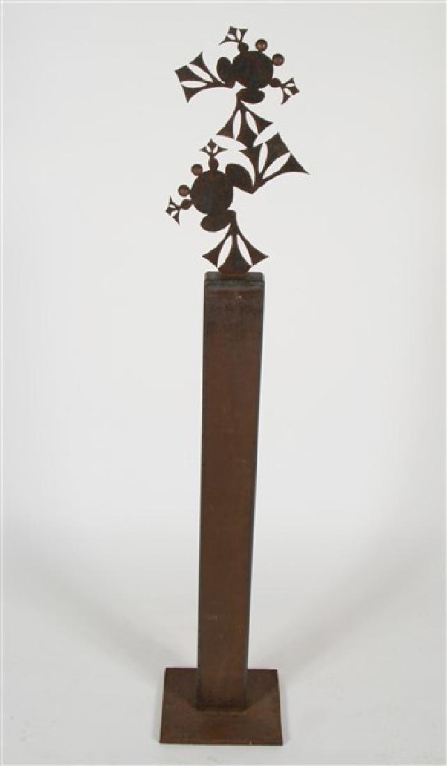 Bruce Mainquist (20th Cent.), Frog Sculpture