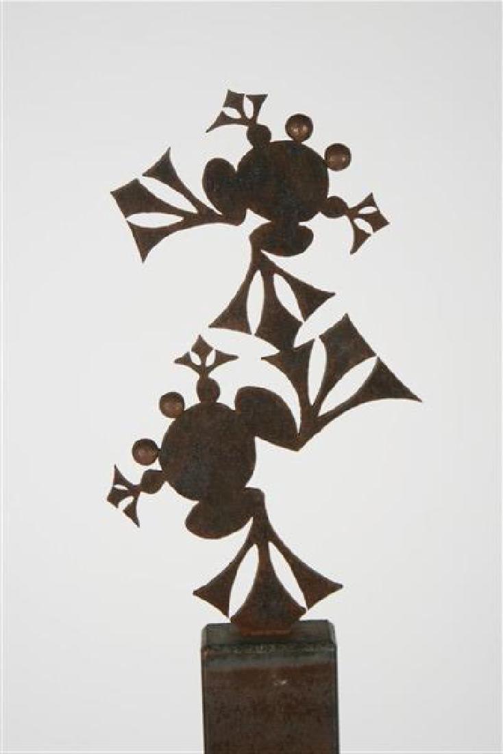 Bruce Mainquist (20th Cent.), Frog Sculpture - 2