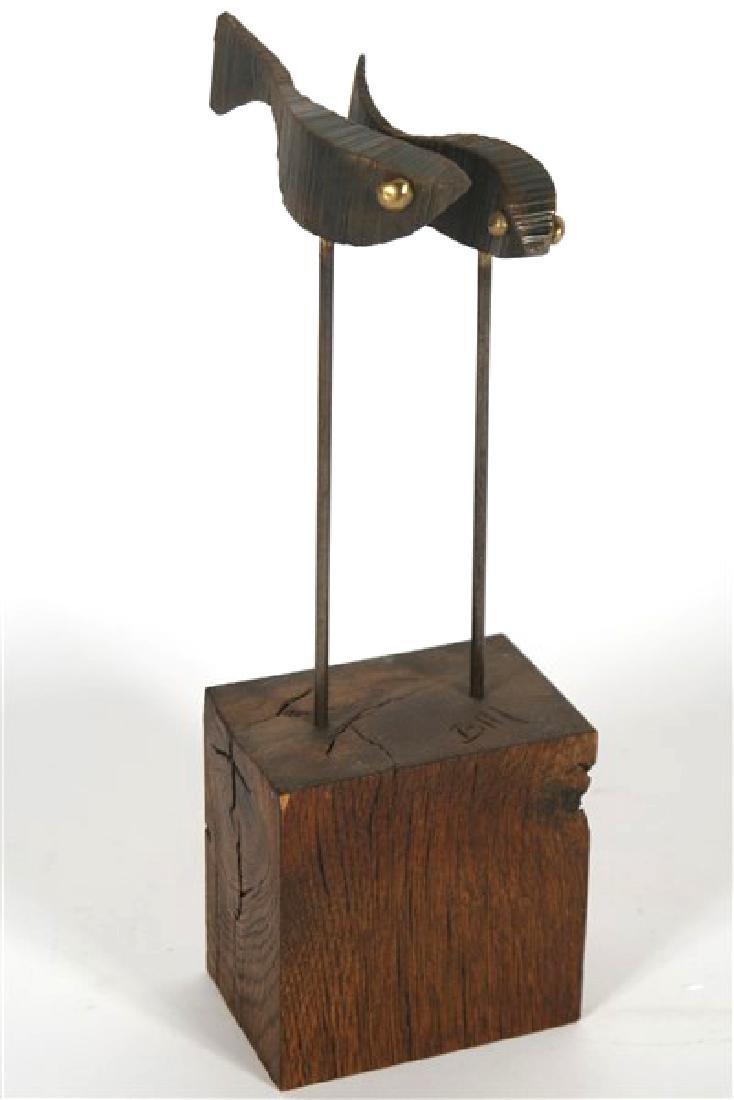 Bruce Mainquist (20th Cent.), Small Fish Sculpture