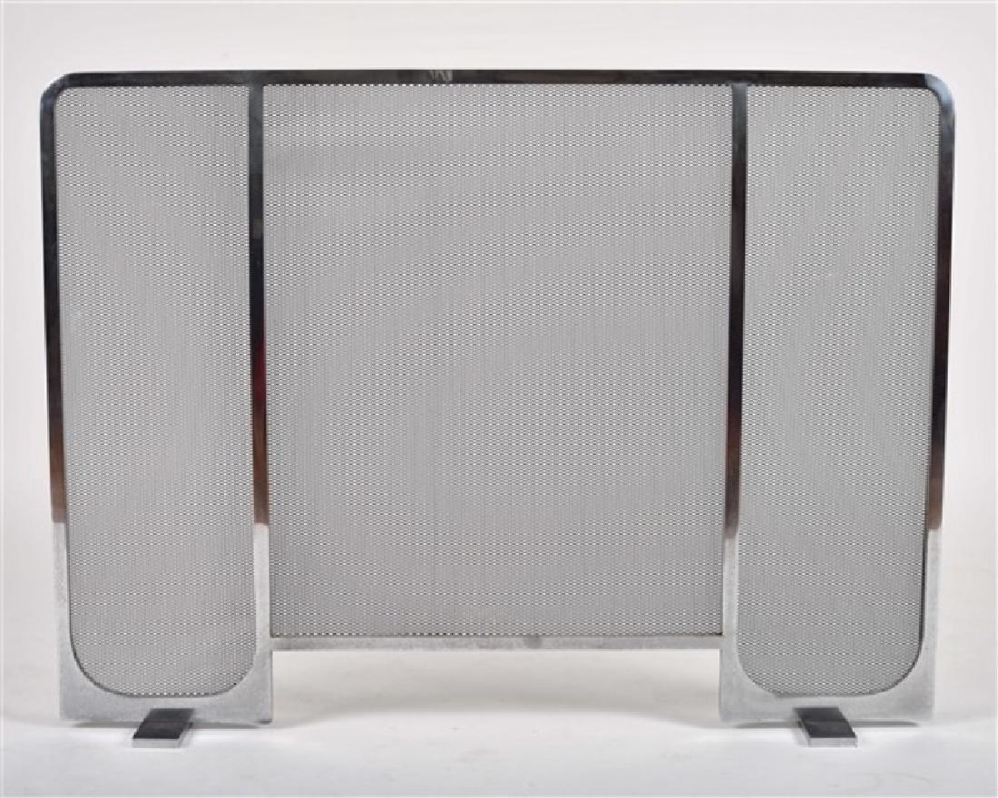 Mid-century Modern Fire Screen