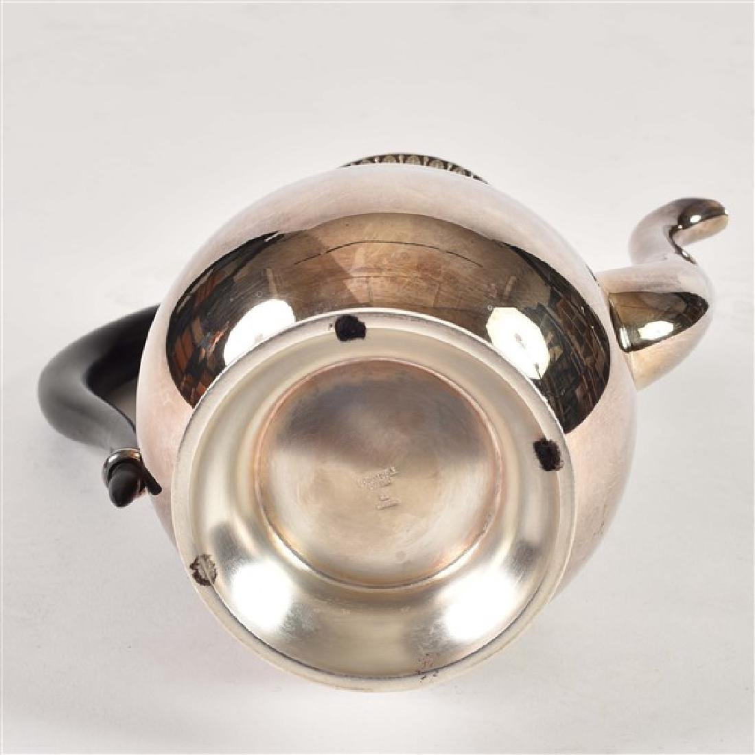 Christofle Silver Plate Coffee and Tea Service - 3