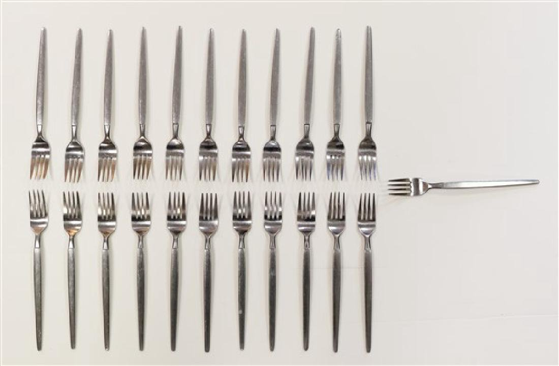 Stanley Roberts Stainless Japan Astro Flatware - 3