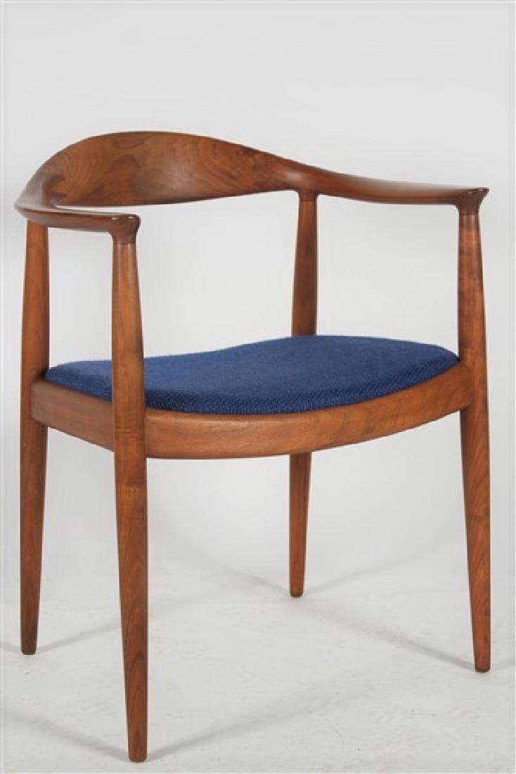 """Hans Wegner, Johannes Hansen for Knoll """"The Chair"""""""