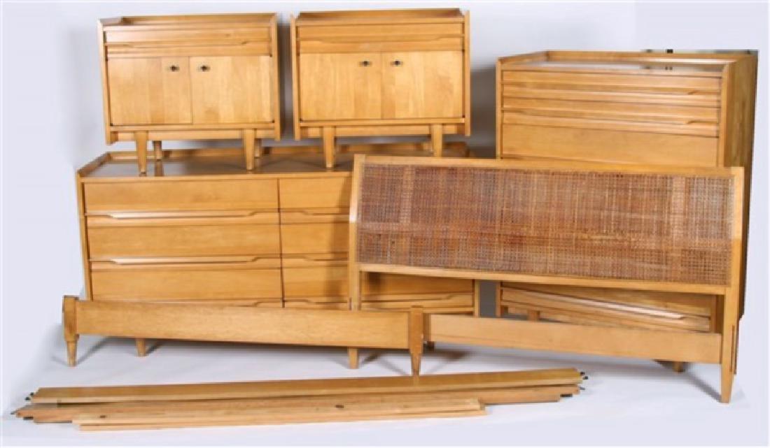 Crawford Furniture Manufacturing Co., Bedroom Set