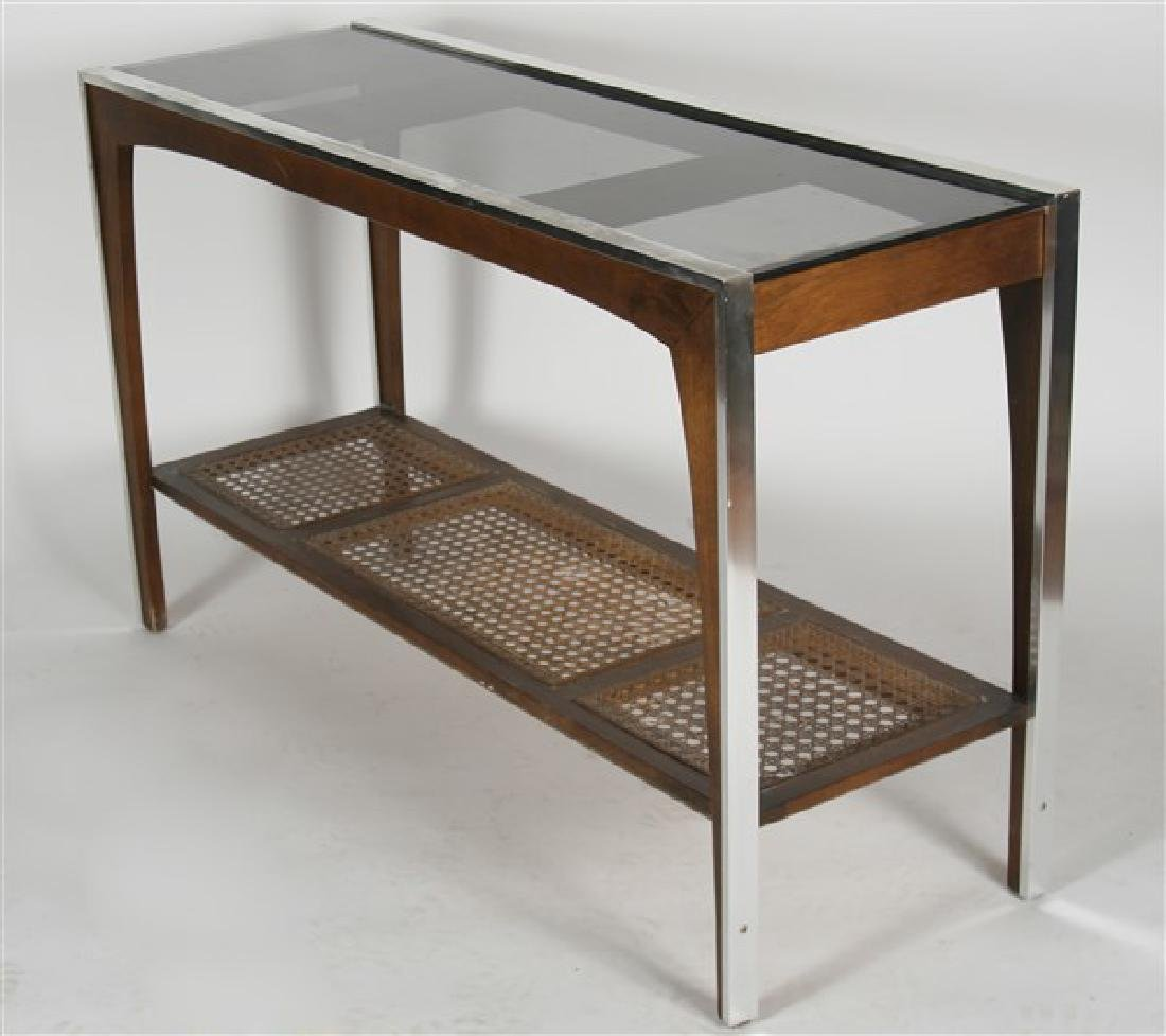 Mid Century Modern Hall Table