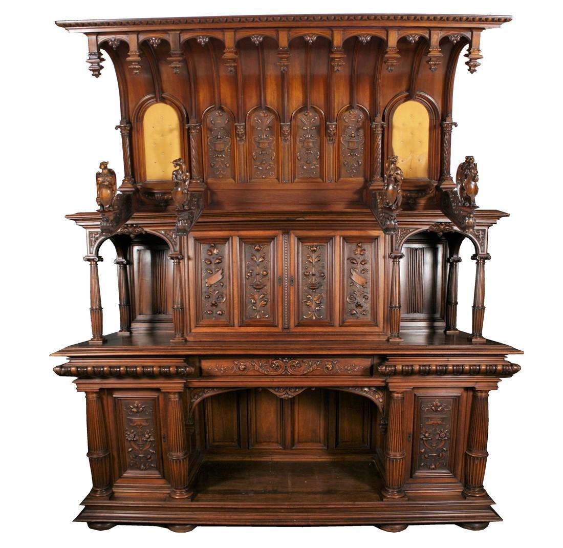 Renaissance Revival Grand Buffet