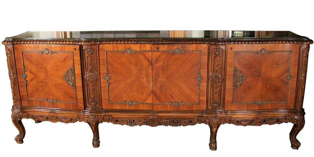 Louis XV Style Long Buffet