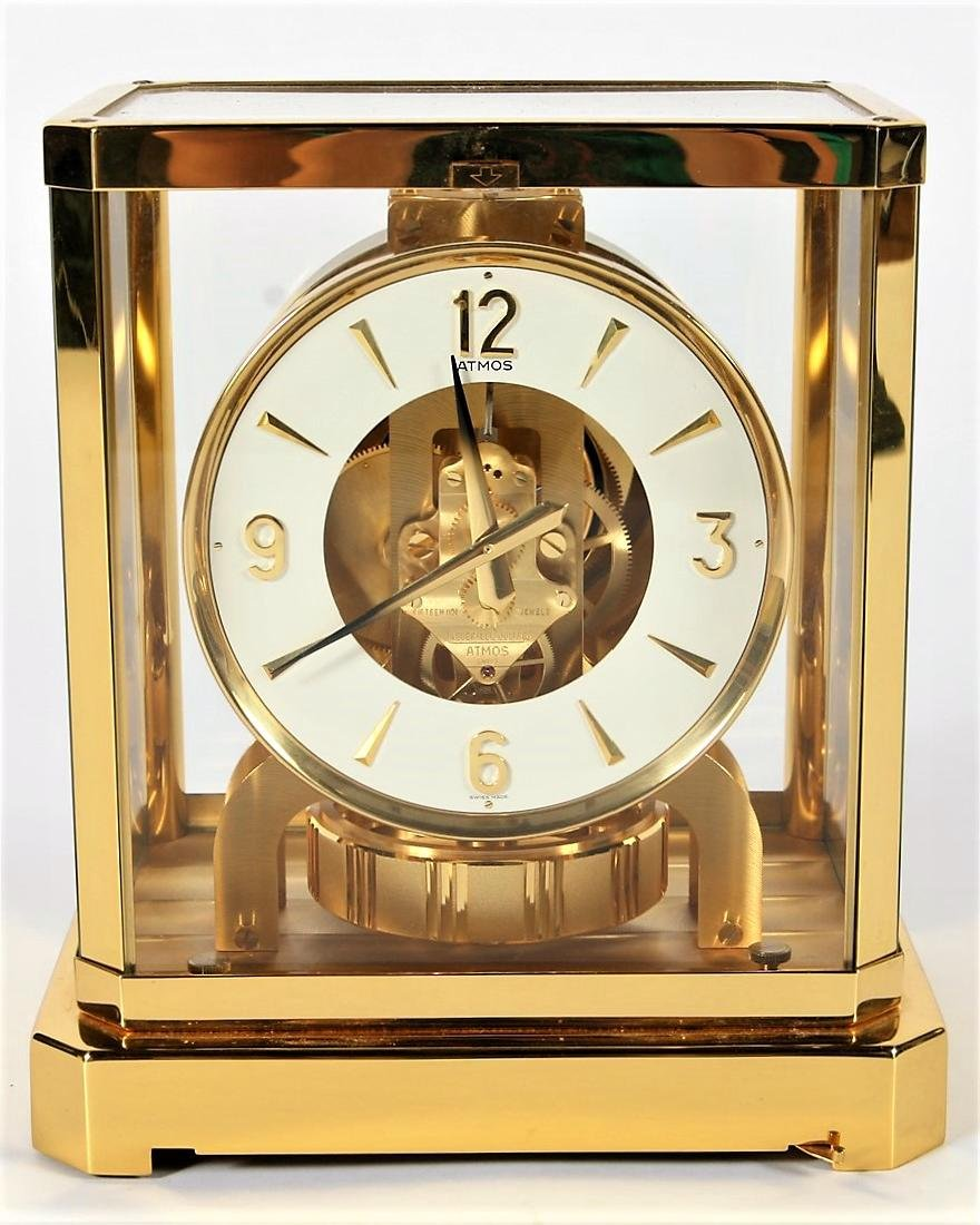 Jaeger-LeCoultre, Atmos Heritage Mantle Clock