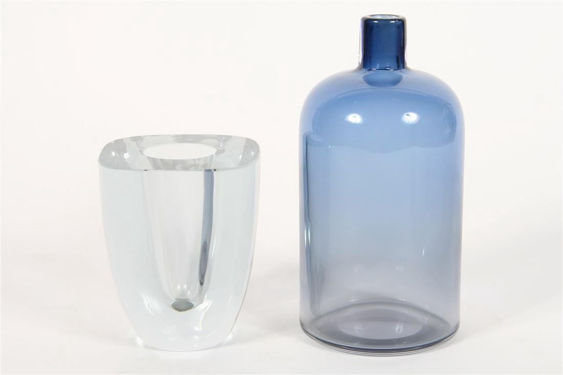 Smoked glass vessel with clear glass vase orrefors smoked glass vessel with clear glass vase reviewsmspy
