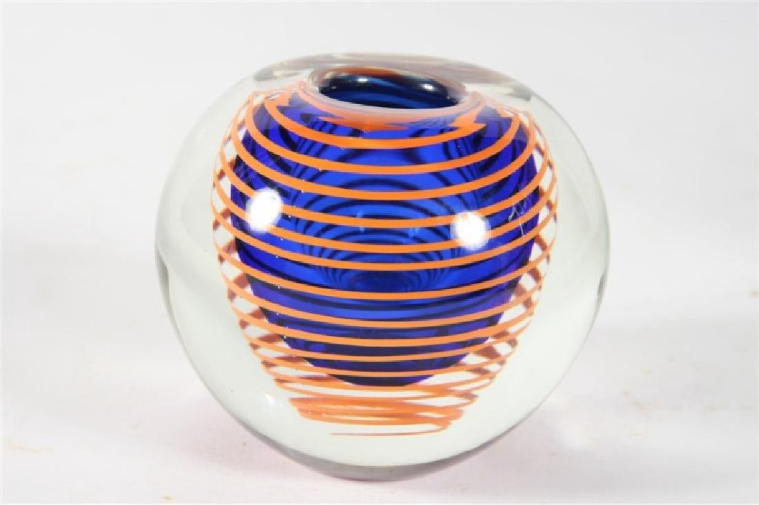 Stanislav Libensky (Czech, 1921-2002), Art Glass