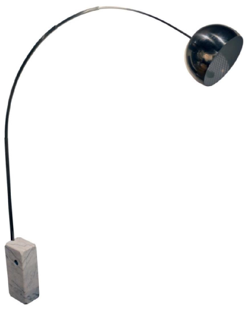 Achille Castiglioni for Flos, Arco Floor Lamp