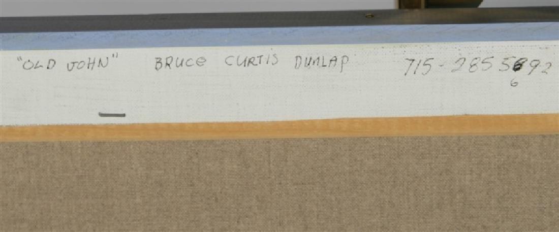 "Bruce Dunlap (American), ""Old John"" - 4"