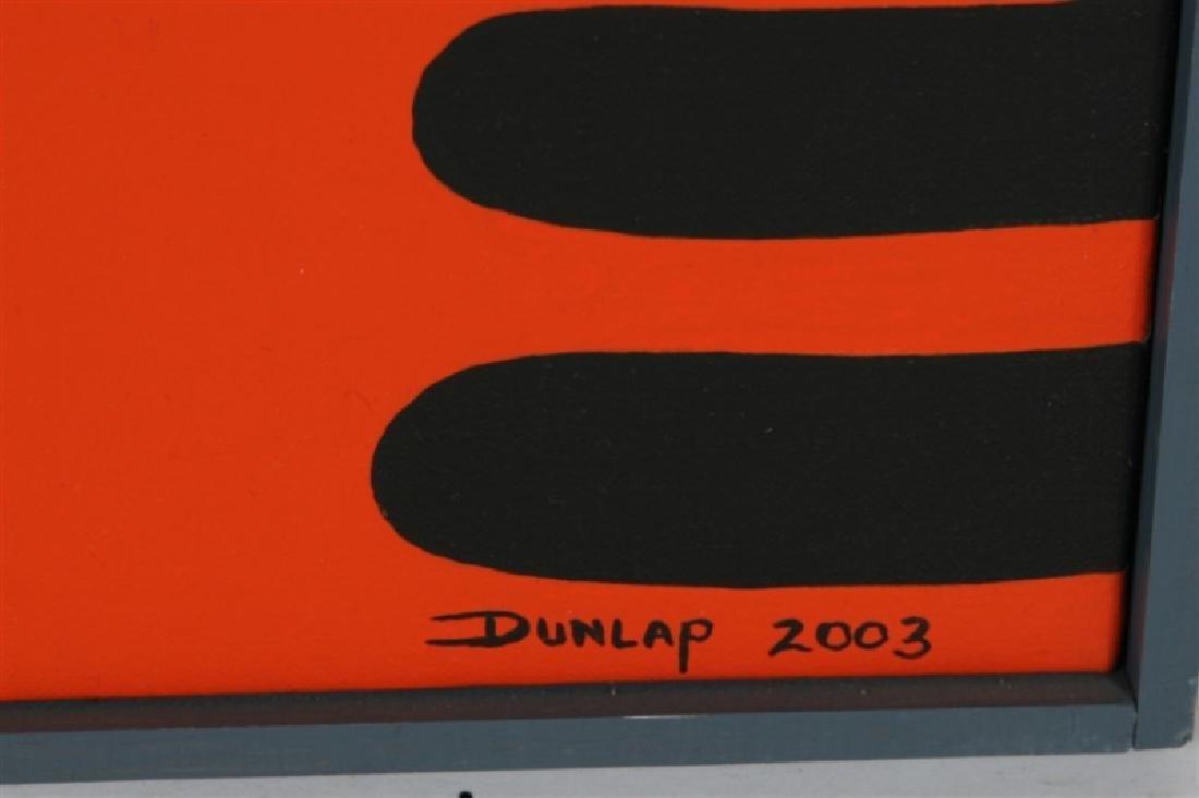 "Bruce Dunlap (American), ""A Chicken"" - 2"