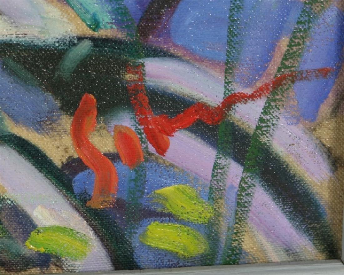 """Greg Sobran (American), """"Wetlands - Leelanau"""" - 2"""