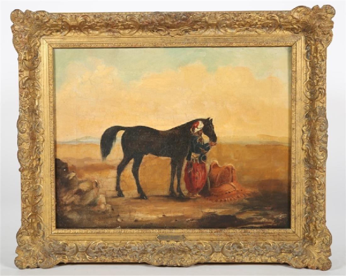 "J. Ward, ""The Horseman"""