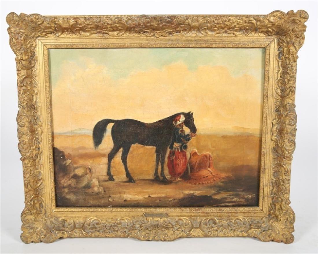"J. Ward, ""The Horseman"" - 3"