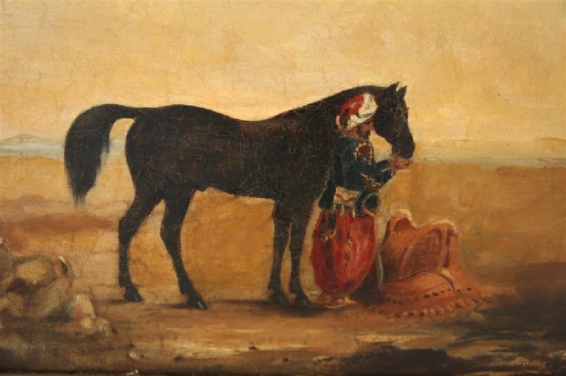 "J. Ward, ""The Horseman"" - 4"