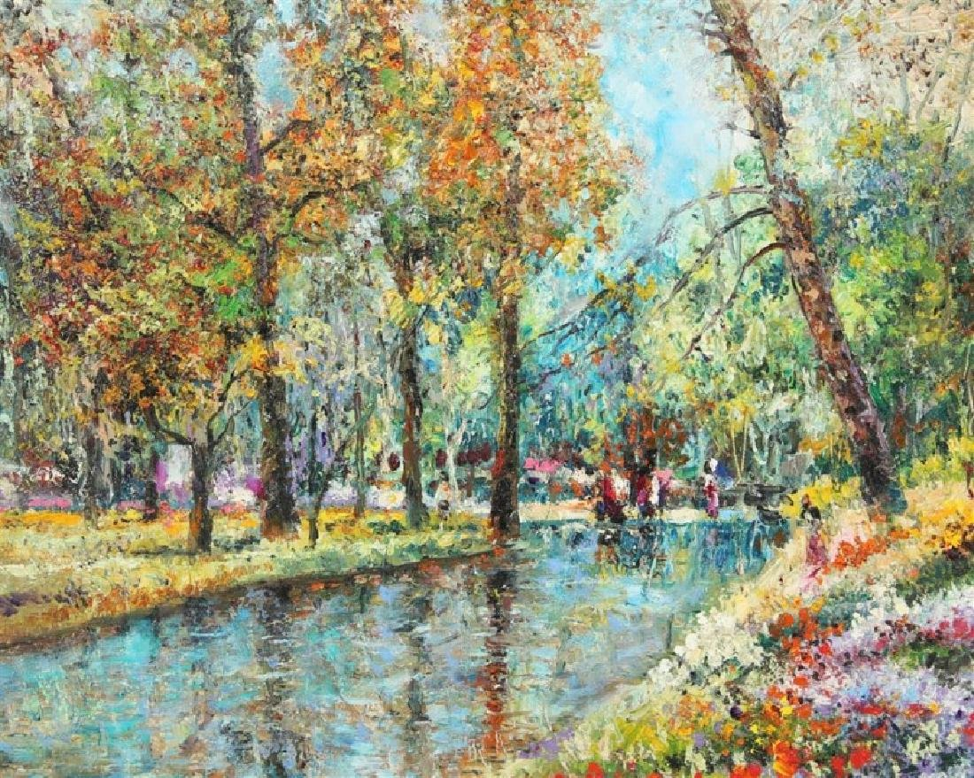 """Dimitri Polak, """"Late Summer in the Woods"""" - 2"""