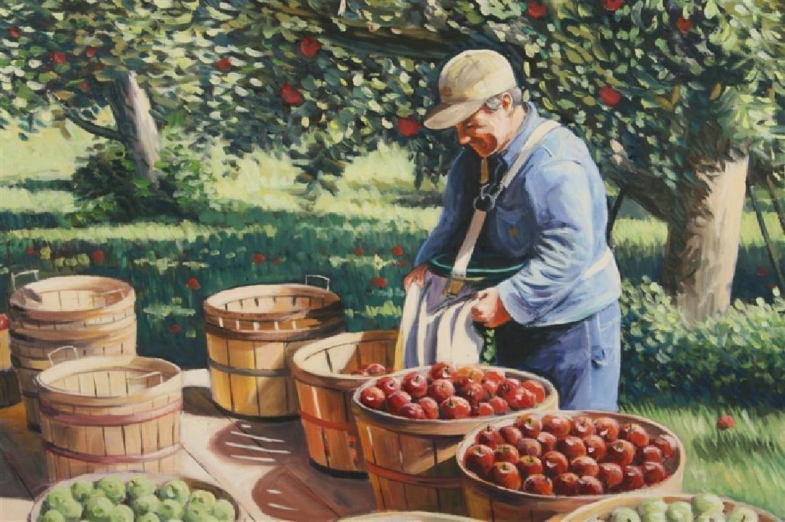 """Patrick Costello, """"Tubb's Orchard"""" - 2"""