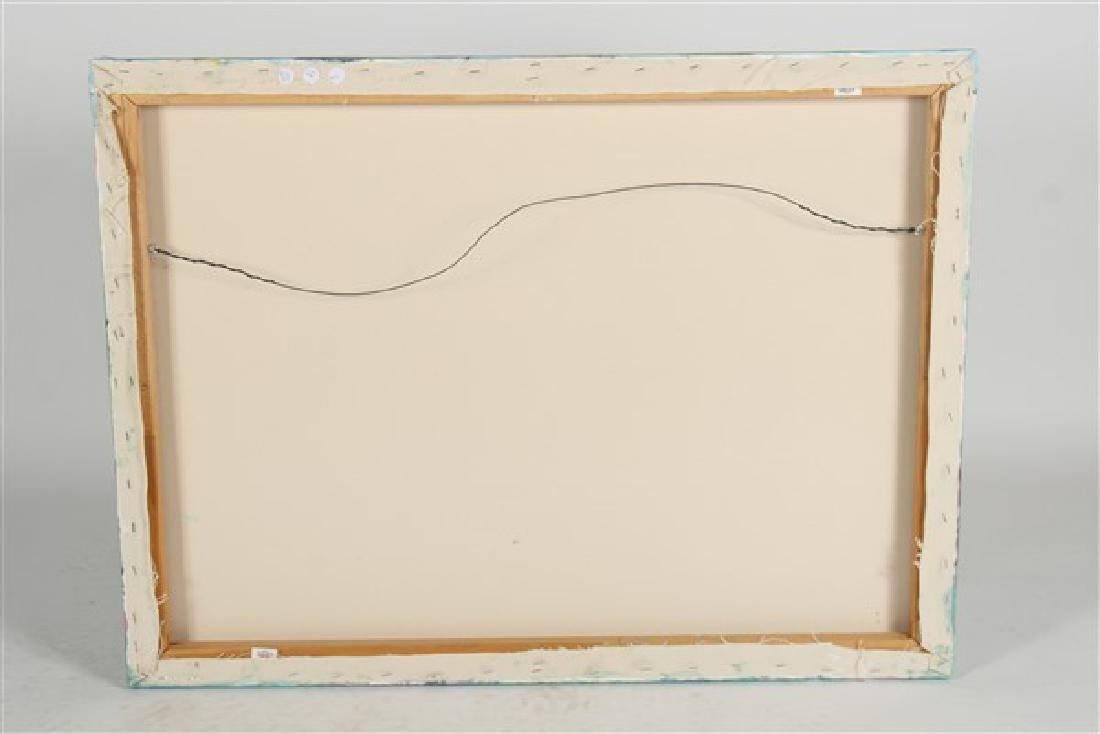 "Linda Stokes (American, b.1939), ""Spring Woods"" - 4"