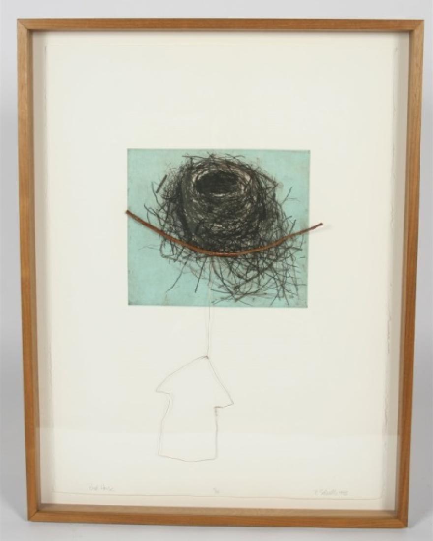 """Paula Schuette Kraemer, """"Bird House"""""""